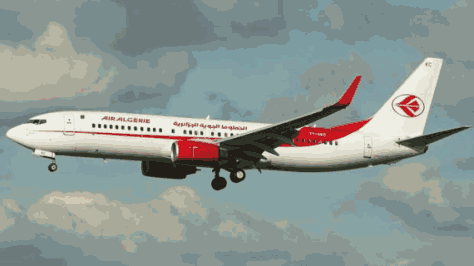 Not again algerian plane with 116 on board disappears for Another word for air
